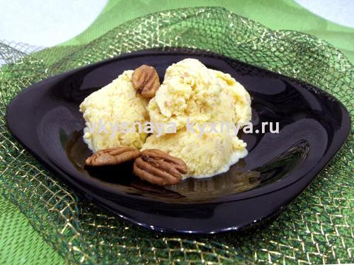 Как приготовить мороженое в домашних условиях, рецепт с фото пошагово