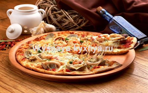 Как приготовить итальянскую пиццу
