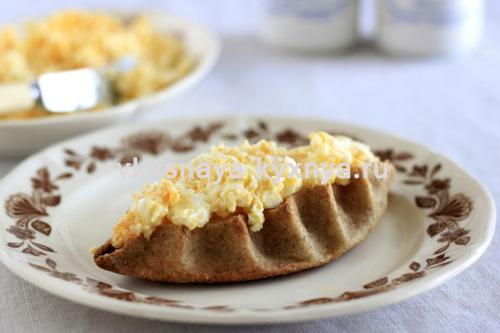 Карельские пирожки (калитки) рецепт