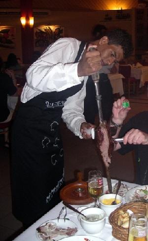 Ресторан Розидью
