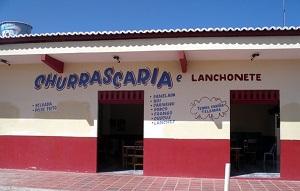 Шурасскария - сеть шашлычных в Бразилии.