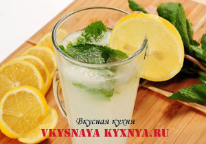 Лимонад в домашних условиях: 5 популярных рецепта домашнего лимонада