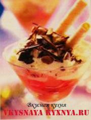 Рецепт английского десерта без выпечки