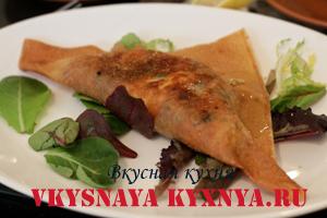 Кухня Туниса. Пирожки «брек».