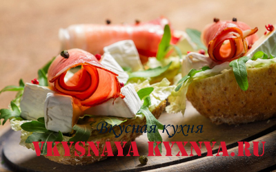 Рецепты простых и вкусных бутербродов.