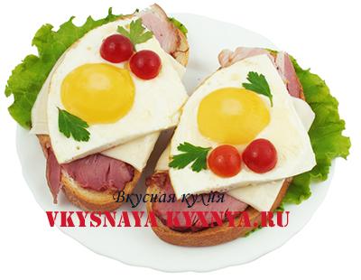 Рецепты простых и вкусных бутербродов