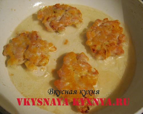 рецепты приготовления куриных кусочков