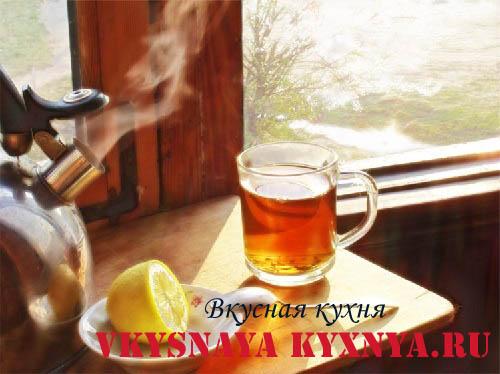 Рецепты разогревающих чаев