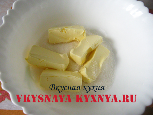 Размягченное сливочное масло
