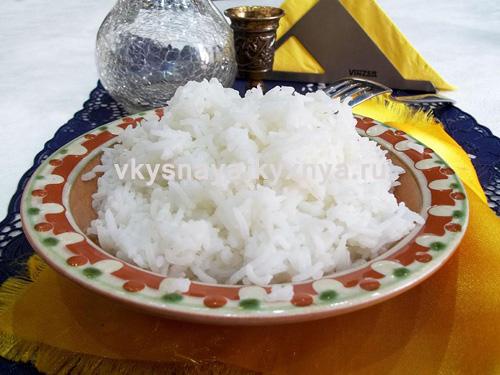 Секреты приготовления рассыпчатого риса