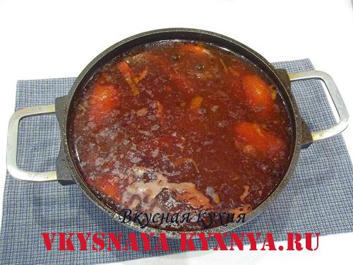 суп харчо по кавказски рецепты