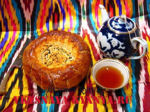 Узбекская выпечка
