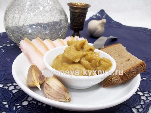 Рецепт приготовления домашней горчицы из сухого порошка