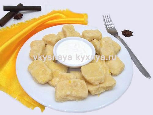 Как приготовить вкусный и полезный десерт: ленивые вареники с тыквой