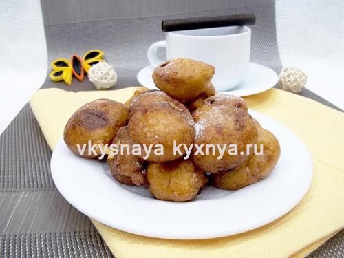 Жареные бананы в кляре: побалуйте себя необычным лакомством