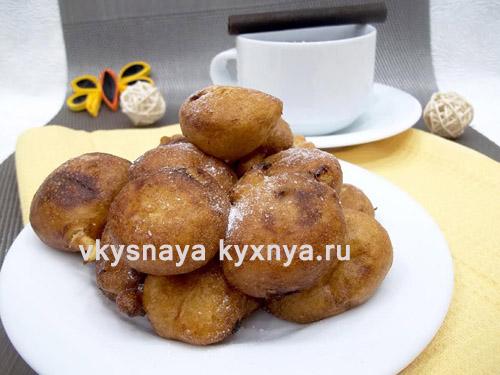 Рецепт бананы в кляре