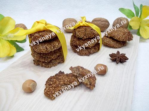Гречневое печенье: рецепт постной и полезной выпечки