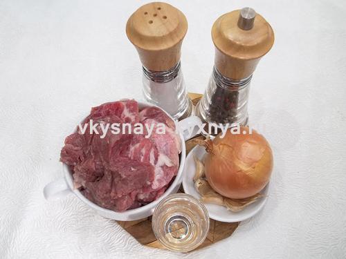 Домашние пельмени ингредиенты для начинки