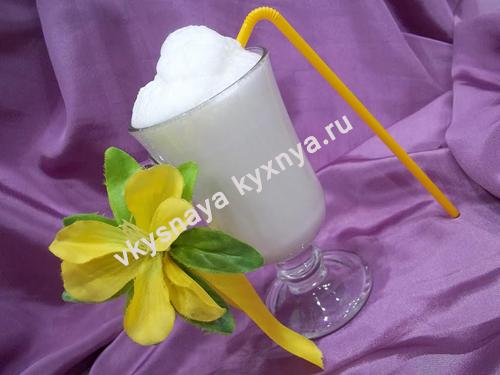 Как приготовить молочный коктейль дома