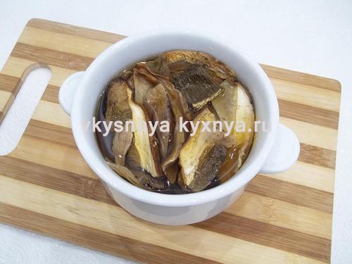 Рецепты моченой капусты