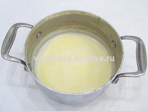 Готовый плавленый сыр
