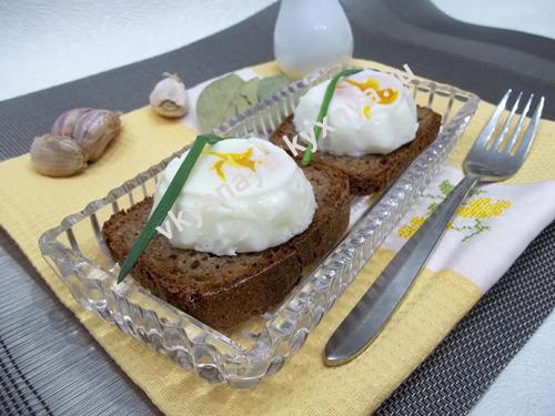 Как приготовить яйцо пашот дома