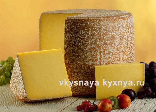 Сыр канталь Франция
