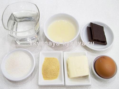 "Торт ""Птичье молоко"" ингредиенты"