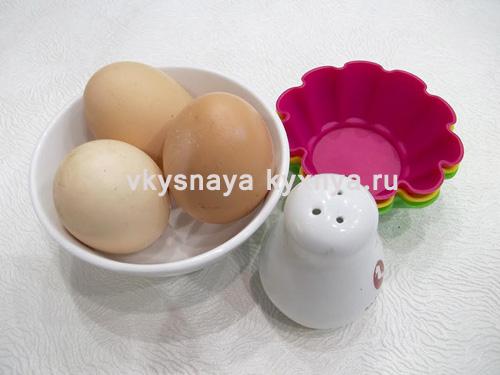 Яйцо пашот ингредиенты