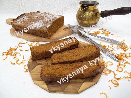 Как приготовить морковный пирог: сладкую вкусняшку к чаю