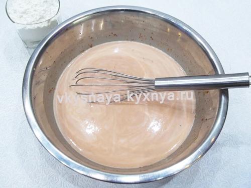 Как приготовить блины из печени