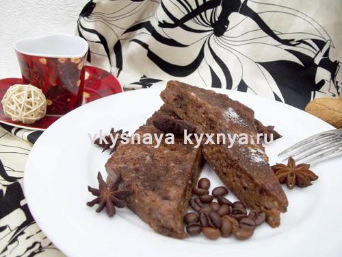 Как приготовить творожно-шоколадную запеканку