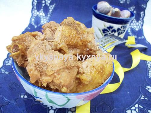домашняя курица рецепты приготовления