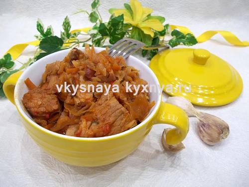 Бигос: традиционное польское блюдо