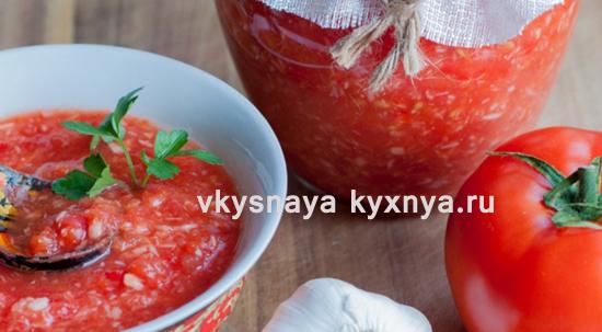 рецепт приготовления сока из помидор на зиму