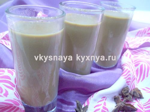 Шоколадная панакота: рецепт с пошаговыми фото
