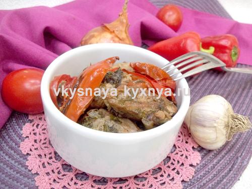 Хашлама из говядины по-армянски: рецепт с пошаговыми фото