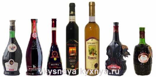 Молдавские вина: лучшие десертные вина Молдавии