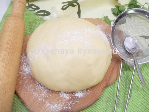 Быстрое дрожжевое тесто на молоке: рецепт с пошаговыми фото