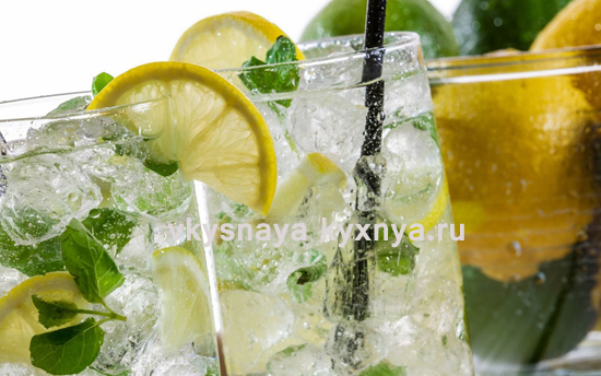 Мохито безалкогольный: рецепт в домашних условиях