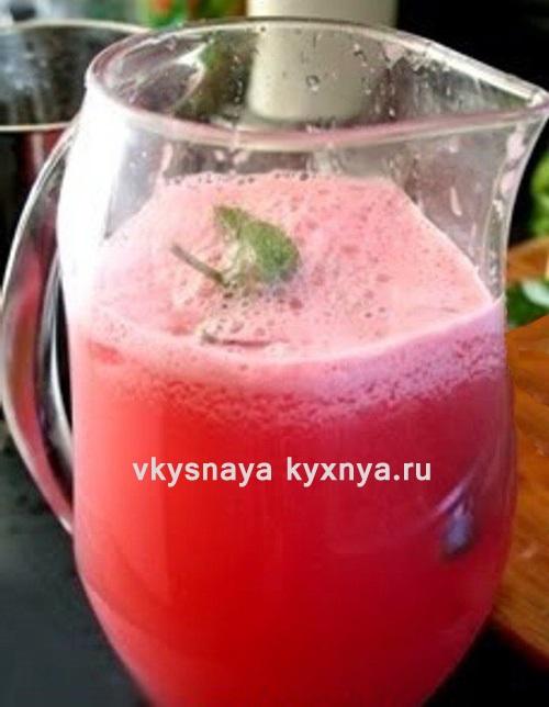 Как приготовить ягодный квас в домашних условиях