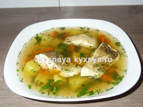 Суп из щуки: вкусная и наваристая домашняя уха