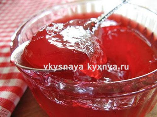 Желе из красной смородины на зиму: наш семейный рецепт