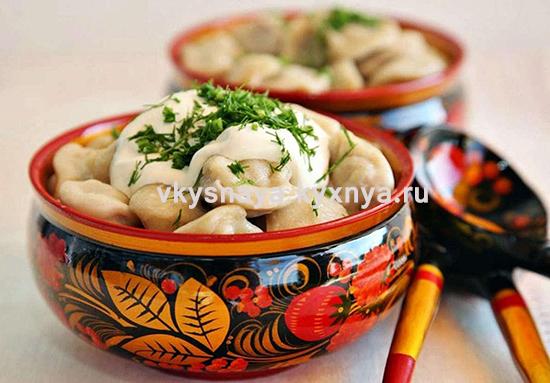 Пельмени сибирские (настоящие): рецепт в домашних условиях