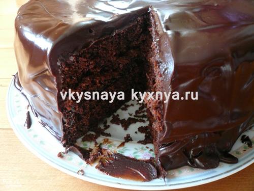 Шоколадный торт в домашних условиях: самый быстрый и простой рецепт